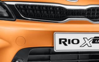 Киа Рио X-Line: отечественный «кореец»